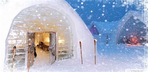 hotel de glace ice hotel hotel de glace canada