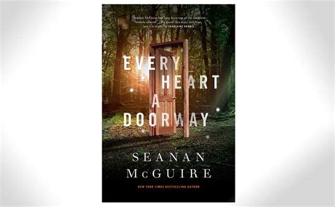 every heart a doorway book news reviews and lists
