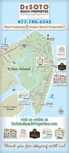 desoto gardens tybee map