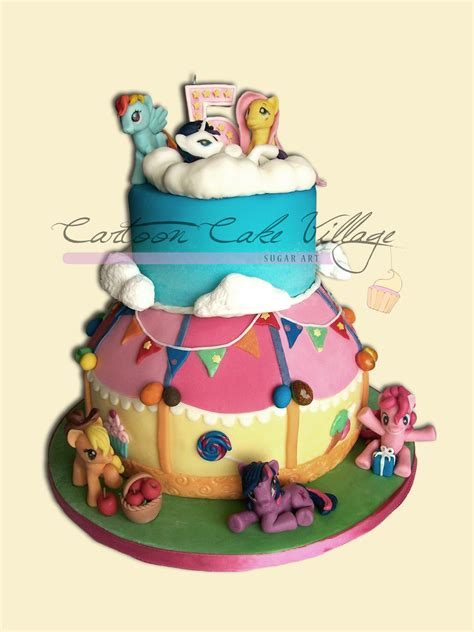 my little pony friendship is magic cake my little pony friendship is magic cakecentral com