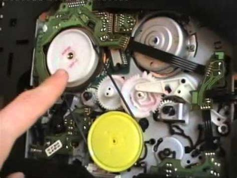 stuck kleben troubleshooting a philips vcr how to remove a stuck