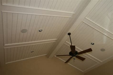 Craftsman Ceiling by Craftsman Paneled Ceiling Farm House Ideas