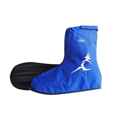 Jas Hujan Cover Sepatu Bahan jual best seller jas hujan sepatu biru harga