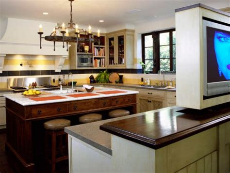 kitchen island chandelier 7 ideas for using chandeliers in the house