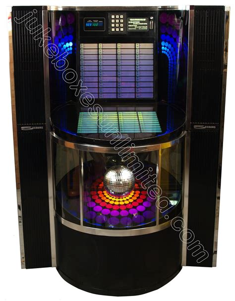 "1978 Seeburg ""Disco"" Jukebox For Sale Juke Logo"