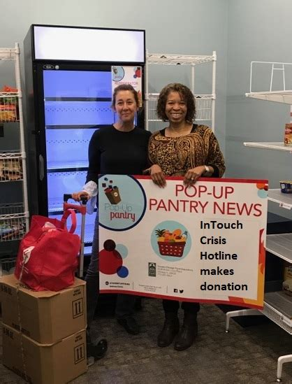 Helping Pantry by Helping Uic Pop Up Pantry Uic Today