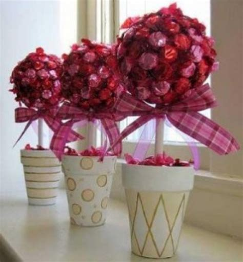 6 ideas for candy centerpieces mitzvah sweet 16 party