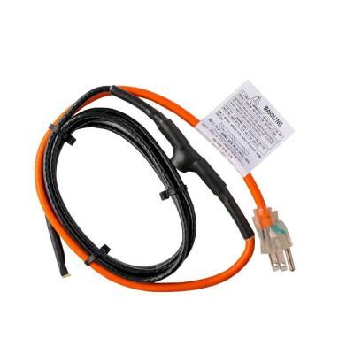 heat trace cable lowes m d building products 6 ft pipe heating cable with