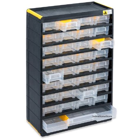 varioplus 49 small parts storage cabinet organizer box 33