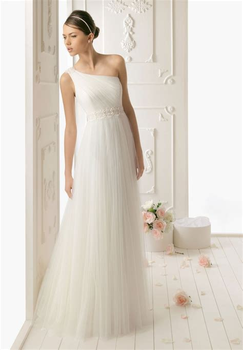 Brautkleid Einfach by Whiteazalea Simple Dresses Ethereal Tulle Simple Wedding