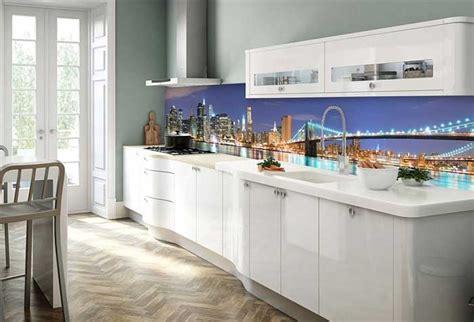Küchenrückwand Wie Arbeitsplatte by Idee Fu 223 Boden Granit