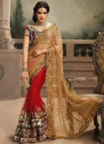 Parties wear ravishing saree collection trends for girls amp womens