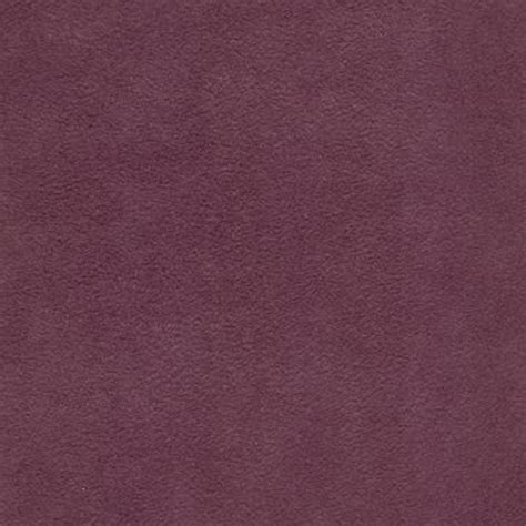 Aubergine Upholstery Fabric by Aubergine Purple Solid Suede Upholstery Fabric