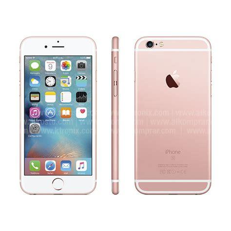 imagenes iphone 8 rosado celular iphone 6s 16gb rosado ktronix tienda online