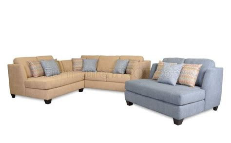 Albany Sectional Sofa 8500 Sectional Sofa In Fabric By Albany W Optons
