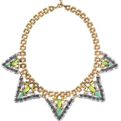 Stella Necklace stella dot palmia necklace