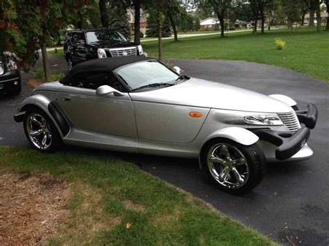 car owners manuals for sale 2000 plymouth prowler transmission control 2000 plymouth prowler for sale classiccars com cc 700207