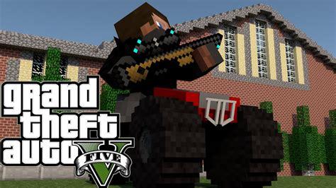 mod gta 5 minecraft download quot gangster squad quot minecraft gta 5 grand theft auto 5 mod
