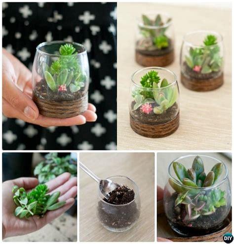 diy mini fairy terrarium garden ideas  projects