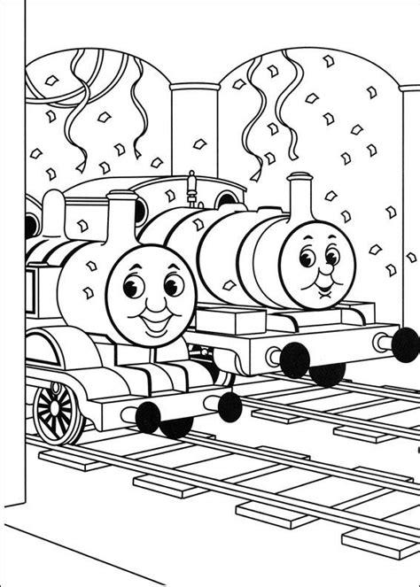 thomas birthday coloring pages kleurplaten en zo 187 kleurplaten van thomas de trein