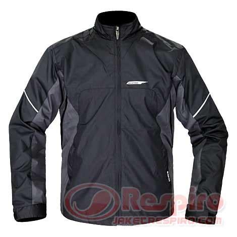 Jaket Motor Tahan Angin Tourage til gaya dengan jaket kulit asli pria jaket motor