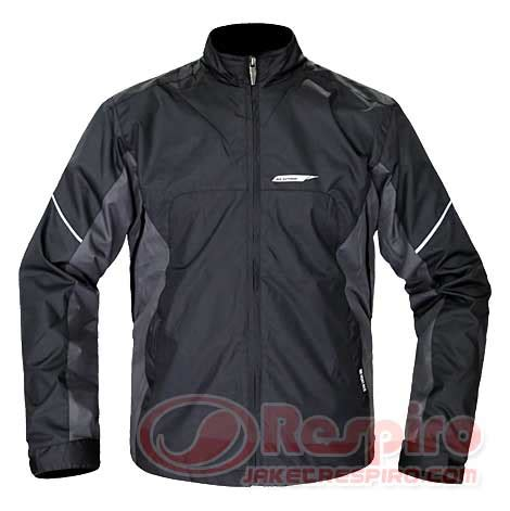 Jaket Respiro Dr Vent R1 3 Black Choarcoal jaket respiro dr vent m r1 jaket motor respiro jaket