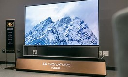 Image result for Largest OLED TV 2020. Size: 264 x 160. Source: www.yesmobile.pk