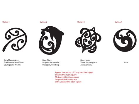 Auto Decals Nz by Maori Koru Mangopare Honu Aihe Nz Kiwi Symbol Car