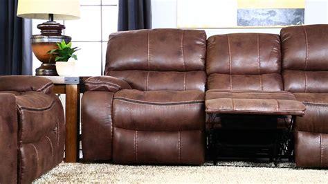 triple k upholstery triple power reclining sofa haynes furniture virginia s