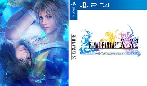 x x 2 hd custom cover for ps4 by shonasof on