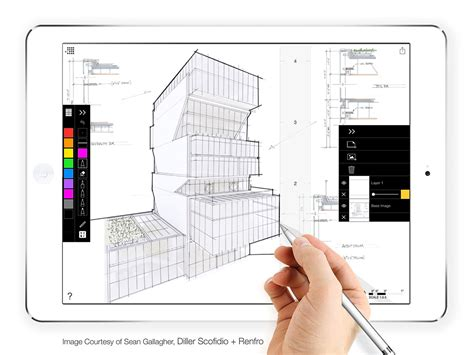 Sketches Pro by Morpholio Trace Makes Layered Sketching And Tracing A