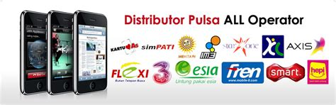 Pulsa Multi All Operator dealer pulsa elektrik all operator nasional duta multi