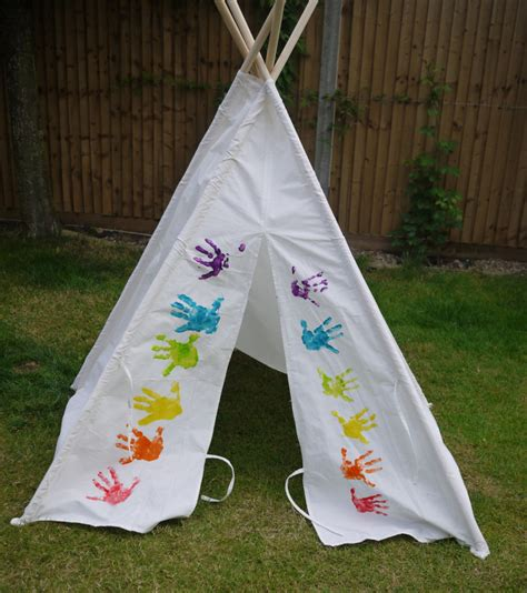 why do decorate for how to decorate a teepee hobbycraft