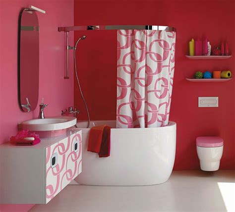 Pink Bathroom Decorating Ideas | pink bathrooms pink bathroom ideas by laufen