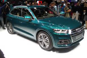 Q5 Audi Pictures New Audi Q5 Suv Official Pictures Auto Express