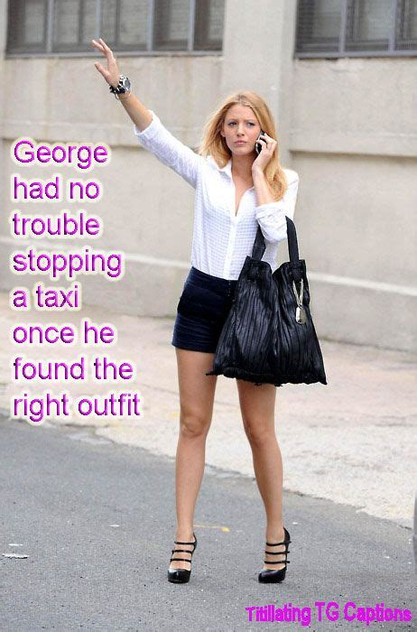 men forced to dress as women transgender captioned image titillating tg captions