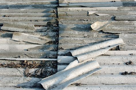 Asbestos Roof Tile Testing - asbestos testing and inspections the brickkicker