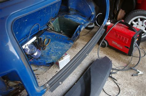 Classic Mini Boot Floor by 1275gt Its A Mini Adventure Page 3 Mini Saloons