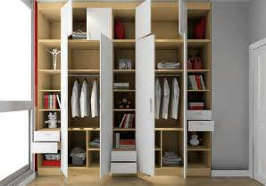 Home Interior Wardrobe Design 3d Interior Design Five Door Wardrobe 3d House Free 3d
