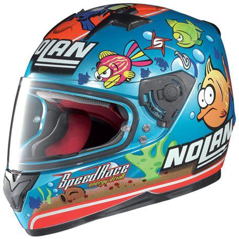 Helm Nolan N64 Melandri marco melandri nolan n64 aquarium replica helmet replica