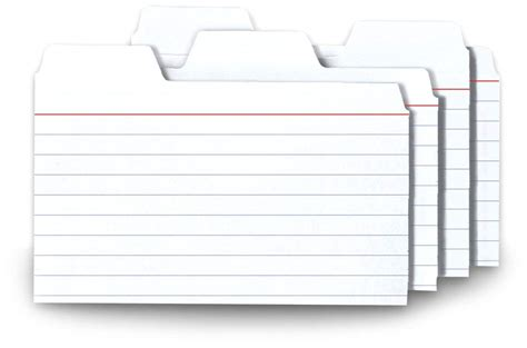 oxford index cards template index cards template recipe cards printable recipe cards
