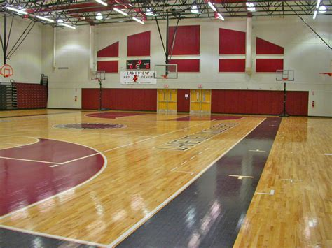 Lakeview Middle School Winter Garden lakeview middle school gymnasium wharton smith inc