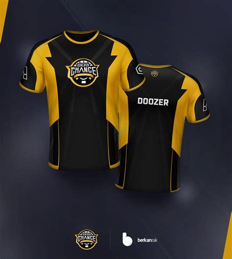 Jersey G2 Esport onechance esports jersey design on behance
