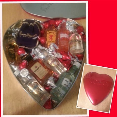 liquor valentines gifts 1000 ideas about mini bouquet on