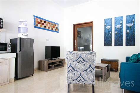 1 bedroom studio stylish modern one bed studios for rent in sanur sanur s
