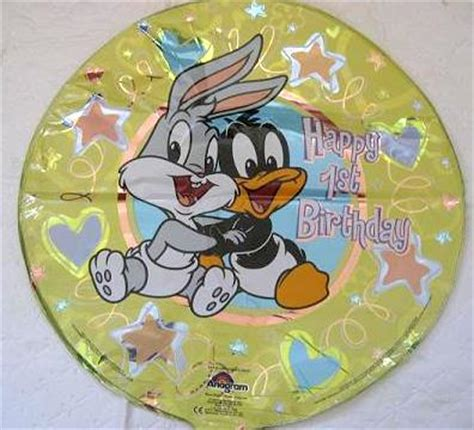 Baby Looney Tunes Decorations by Baby Looney Tunes Mylar Balloon Supplies