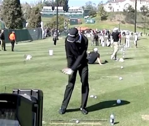 golf swing face on sean o hair golf swing video 2013 face on view slow