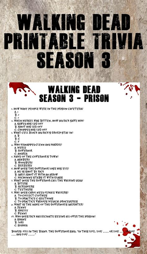 09 itf tutorial review questions walking dead trivia printable season 3 memory test