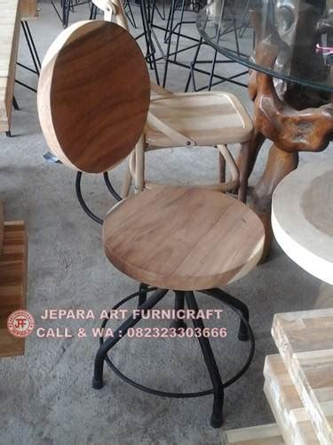 Kursi Cafe Stainless jual kursi makan industrial stainless murah