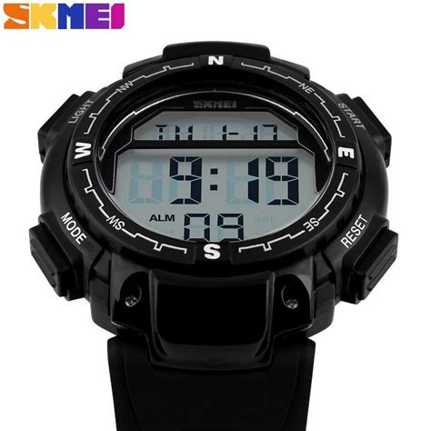 Jam Tangan Mancis Creative Watches Usb Powered With Lig Limited skmei pioneer sport water resistant 50m dg1067 black jakartanotebook